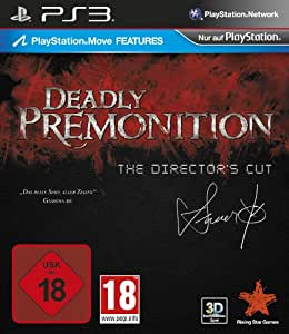 Deadly Premonition: The Director's Cut - [PlayStation 3]