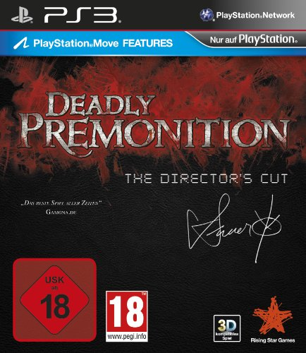 Deadly Premonition: Directors Cut
