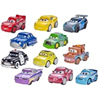 Mattel Disney Cars fbg74Cars 3Mini Racers Blind Pack, Je 1veicolo, Selezione Casuale