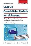 SGB VII - Gesetzliche Unfallversicherung: Vorschriften und Verordnungen; Mit praxisorientierter Einführung; Walhalla Rechtshilfen