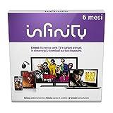 Infinity, Cofanetto Regalo per 6 mesi, il Meglio di Cinema, Serie TV, Cartoni Animati - Gift Box