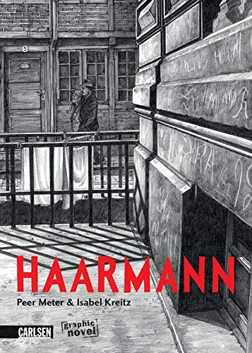 Haarmann (Für Comics Erwachsene)