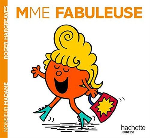 Madame Fabuleuse par Roger Hargreaves