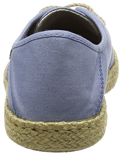Vans Tazie Esp - Scarpe da Ginnastica Basse Donna, Blu (faded Denim), 35 EU Blu (faded Denim)