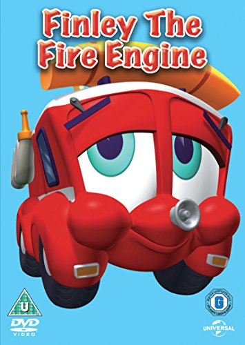 Finley the Fire Engine [DVD-AUDIO]