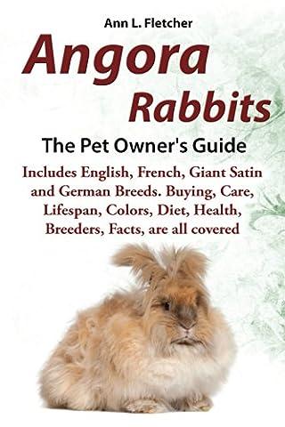 Angora Rabbits: A Pet Owner