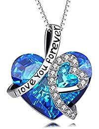 d48a7e896089 The Vanilla s Halskette mit Herz-Anhänger