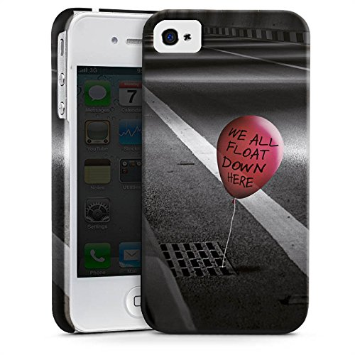 Apple iPhone 7 Plus Silikon Hülle Case Schutzhülle Clown Luftballon Es Premium Case glänzend