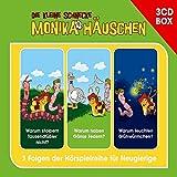 Die kleine Schnecke Monika Häuschen - 3-CD Hörspielbox Vol. 1: Folge 1-3 (Warum stolpern Tausendfüßler nicht? / Warum ha