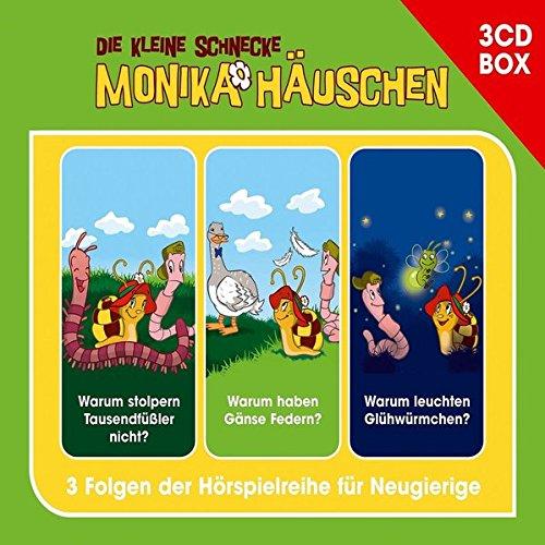 Monika Häuschen - 3-CD Hörspielbox -