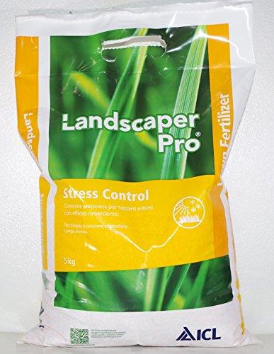 Landscaper pro stress control concime per prato in confezione da 5 kg