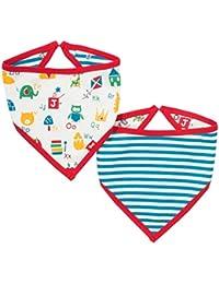 Kite - Pañuelo para el cuello - para bebé niño rojo rosso Talla única