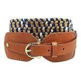 Tommy Hilfiger Womens Woven Stretch Belt...
