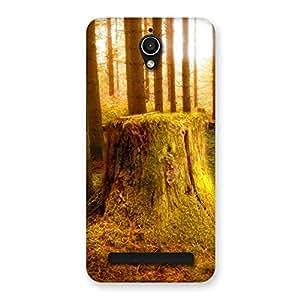 Impressive Tree Trunk Print Back Case Cover for Zenfone Go