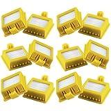 Pack de 12 HEPA Filtres IRobot Roomba Séries 700 760 770 772 774 775 776 780 782 785 786 790 - Garantie 24 Mois Bosaca Officielle