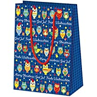 Susy Card 40001784 Wine Hachts Gift Bags 16x22x8 – Funny Owls