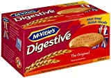 McVitie's Digestive Original 250 g, 5er Pack (5 x 250 g) -