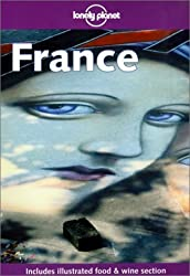 Lonely Planet France by Jeremy Gray (2001-02-04)