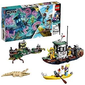 LEGO Hidden Side 70419 – Il peschereccio naufragato, Set di Costruzione Fantasma (310 Pezzo) 0673419301275 LEGO