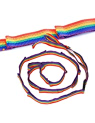 TFgirls Universal Colored Thicken Windproof Tent Hanging Lanyard Outdoor Camping Rope