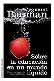 Sobre la educación en un mundo líquido: Conversaciones con Ricardo Mazzeo (Estado y Sociedad)