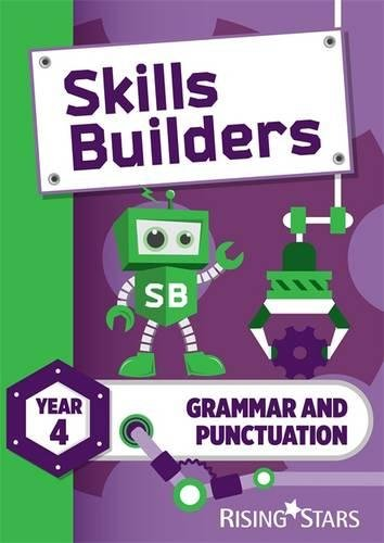 Skills Builders Grammar and Punctuation Year 4 Pupil Book new edition