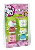 Unicoplus 8660-00HK - Personaggi Hello Kitty con Mattoncino