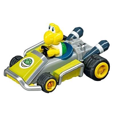 Carrera - Coche GO 143 Mario Kart 7: Koopa Troopa, escala 1:43 (20061269) por Carrera