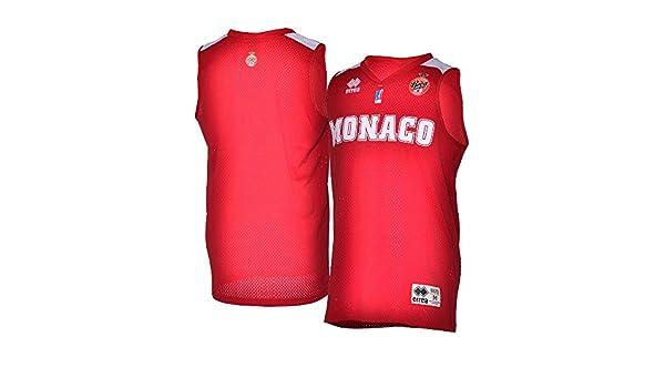 MAILEXTASMB unisex AS Monaco Basket As Official 2018-2019 Unisex Outdoor Basketball