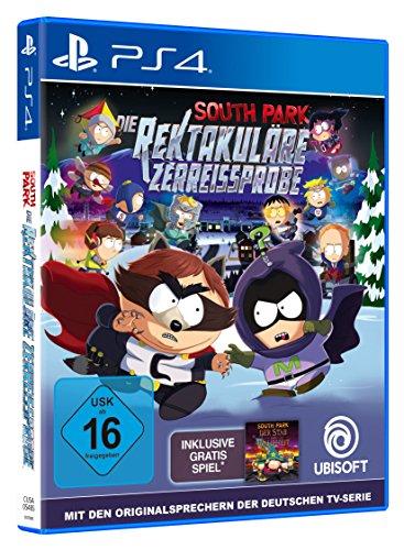 South Park: Die rektakuläre Zerreißprobe - (uncut) - [PlayStation 4]
