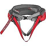 Ruffwear Hüftgurt für Hunde-Zugsportarten - Canicross, Skijöring oder Schlittenfahren, One Size, Rot (Red Currant), Omnijore Hipbelt, 30401HB-615