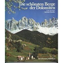 Die schönsten Berge der Dolomiten