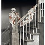 Dekotuch Blutige Gaze 46 x 240 cm Halloween Dekoration Horror