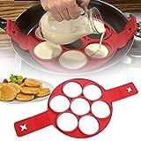 Pancake Maker Egg Ring Easy Fast Making Quick Kitchen Tool