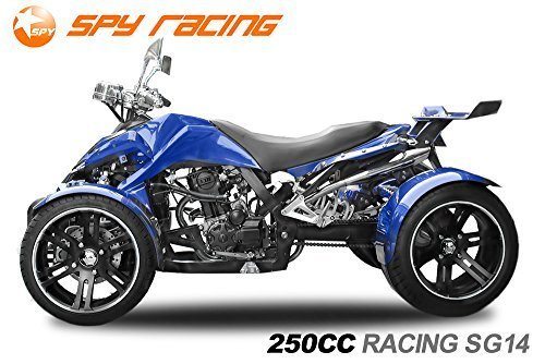Spy 250cc Racing Quad14