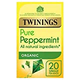 Twinings Organic Peppermint Tea Bags 20 pro Packung
