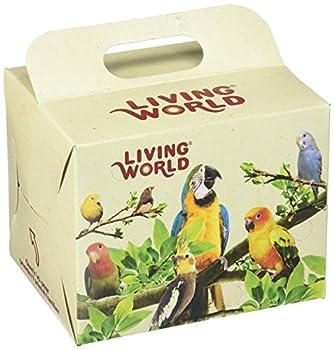 Living world Bird Boîte Carton de transport