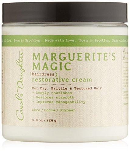 Marguerites Magic Hairdress Restorative Cream (For Dry Brittle & Textured Hair) - 226g/8oz
