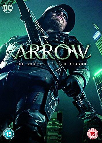 Arrow-Season-5-DVD-2017