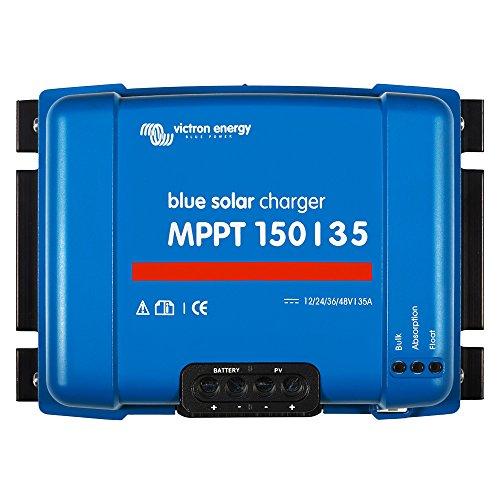 Victron BlueSolar Laderegler Solar MPPT 150/35 12 - 24 - 48 V 35 A - Solar 36v Charge Controller