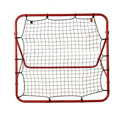 QIANGGAO Baseball Pitcher Übungsnetz Rebound net Softballtraining net Fußball Rebound net Golf Übungsnetz Passing Throwing Catching Practice Trainer -