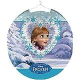 Lampion Ballonlaterne Laterne Frozen Eiskoenigin Anna und Elsa oder Olaf