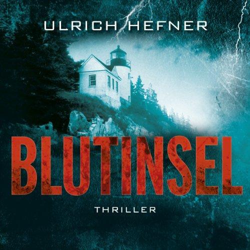 Buchseite und Rezensionen zu 'Blutinsel' von Ulrich Hefner