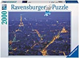 Ravensburger 16679 -Blick über Paris - 2000 Teile Puzzle
