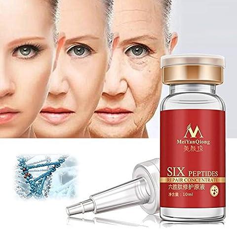 BOBORA Aloe Gel Gesichtsverjüngung Falten Serum Collagen Peptide Hautpflegeprodukte Anti-Aging Creme