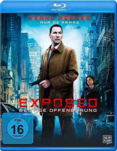 Exposed - Blutige Offenbarung [Blu-ray]
