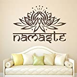 Best A&T Designs Recorders - Mandala Wall Decal Flower Indian Pattern Floral Design Review