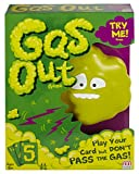 Gas Out Card Game Action Reflex Family Fun Childrens Toy Mattel