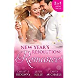 New Year's Resolution: Romance!: Say Yes / No More Bad Girls / Just a Fling