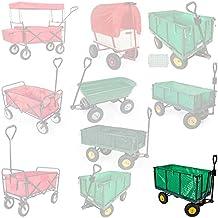TecTake Carretto Carrello a mano da trasporto - modelli differenti -